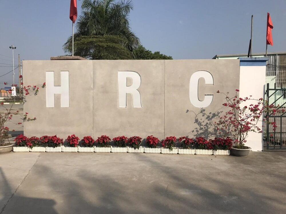 Tường bê tông HRC Việt Nam